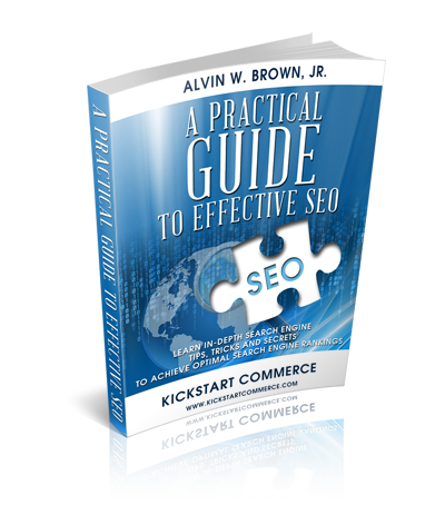 A Practical Guide to Effective SEO: Learn in-depth search engine tips, tricks and secrets to achieve optimal search engine rankings.